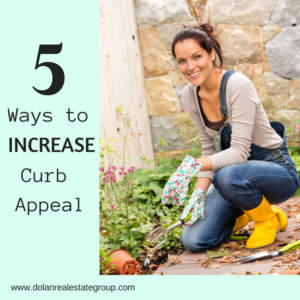 5 ways to increase curb appeal